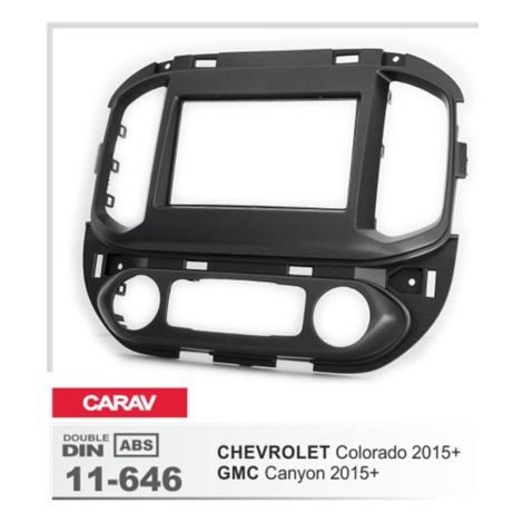 11-646 CHEVROLET Colorado 2015+ / GMC Canyon 2015+ Fitting Kit