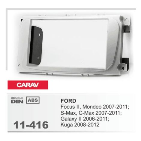 11-416 FORD Focus II, Mondeo, S-Max, C-Max 2007-2011; Galaxy II 2006-2011; Kuga 2008-2012 Fitting Kit