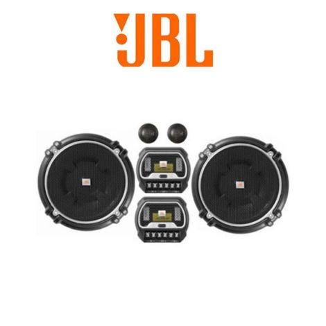 """JBL GTO608C 6-1/2"""" Two-Way Component System 210W"""