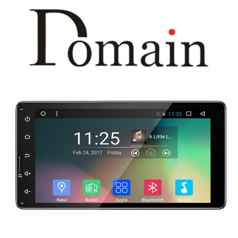 Domain DM-MT7018NBT Android 7.1 OS Digital Media Receiver