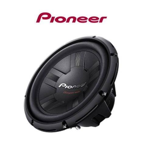 Pioneer TS-W311S4 30cm 4Ω Enclosure-Type Single Voice Coil Subwoofer 1400W