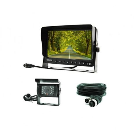 PJ-708 RS 12/24V Commercial Vehicle Rear View System